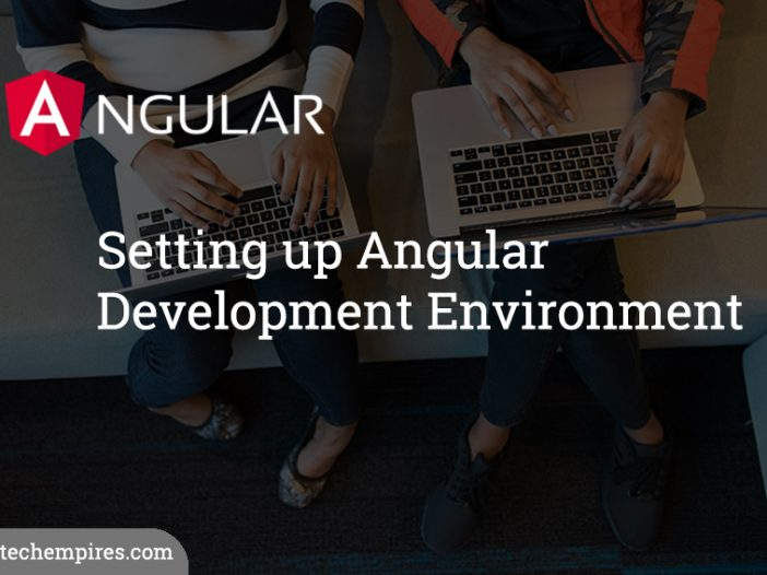 Setting up Angular Development Environment