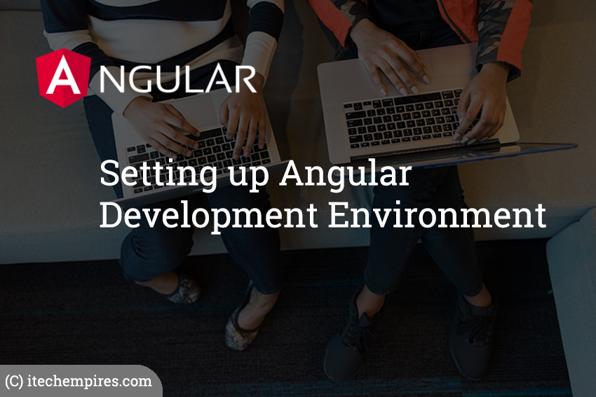 Setting up Angular Development Environment