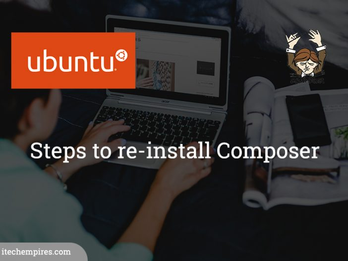 Steps to re-install Composer