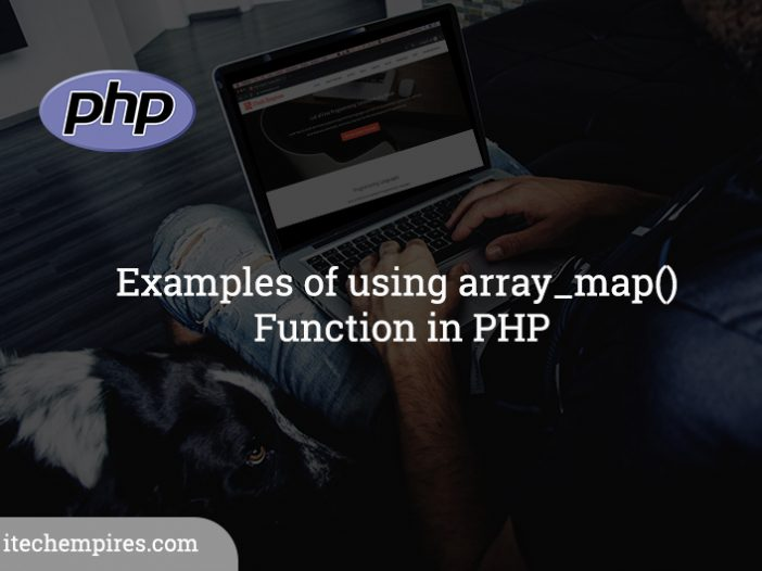 examples of using Array Map function in PHP